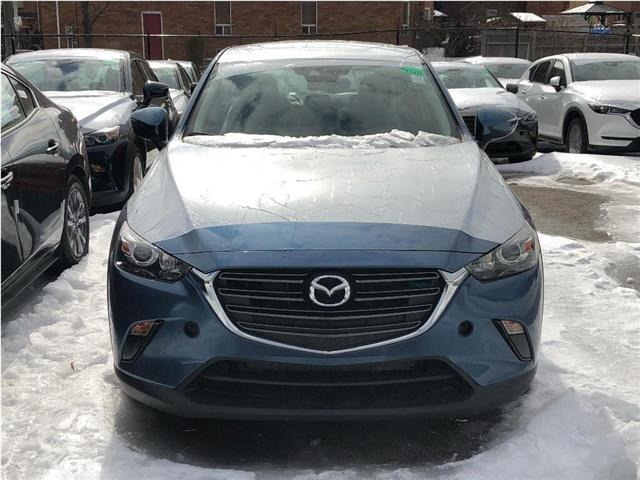 2019 Mazda CX-3 GS (Stk: 19175) in Toronto - Image 2 of 15