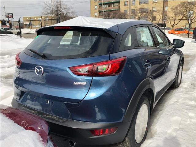 2019 Mazda CX-3 GS (Stk: 19175) in Toronto - Image 5 of 15