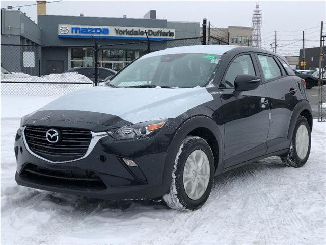 2019 Mazda CX-3 GS (Stk: 19203) in Toronto - Image 1 of 15