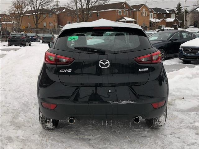 2019 Mazda CX-3 GS (Stk: 19203) in Toronto - Image 4 of 15