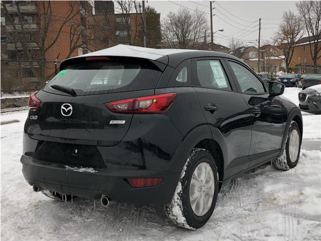 2019 Mazda CX-3 GS (Stk: 19203) in Toronto - Image 5 of 15