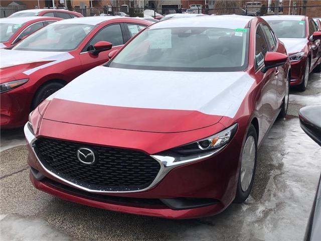 2019 Mazda Mazda3 GS (Stk: 19270) in Toronto - Image 1 of 3
