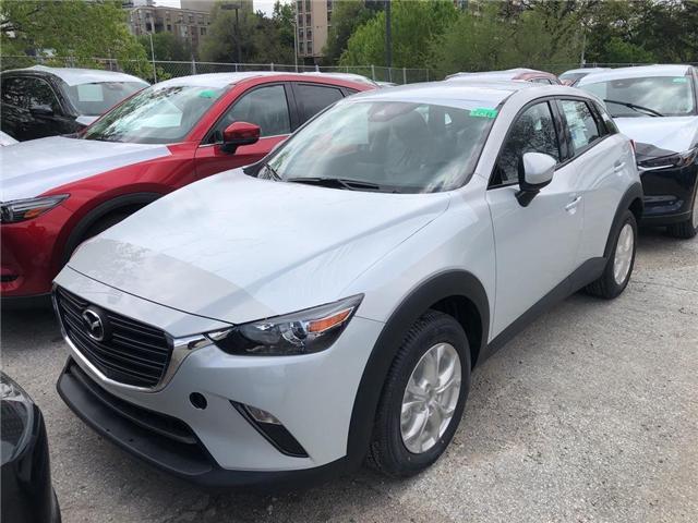 2019 Mazda CX-3 GS (Stk: 81957) in Toronto - Image 1 of 5