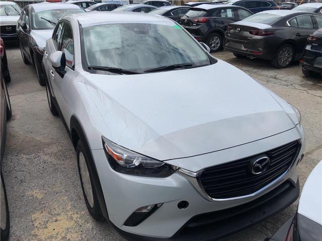 2019 Mazda CX-3 GS (Stk: 81957) in Toronto - Image 2 of 5