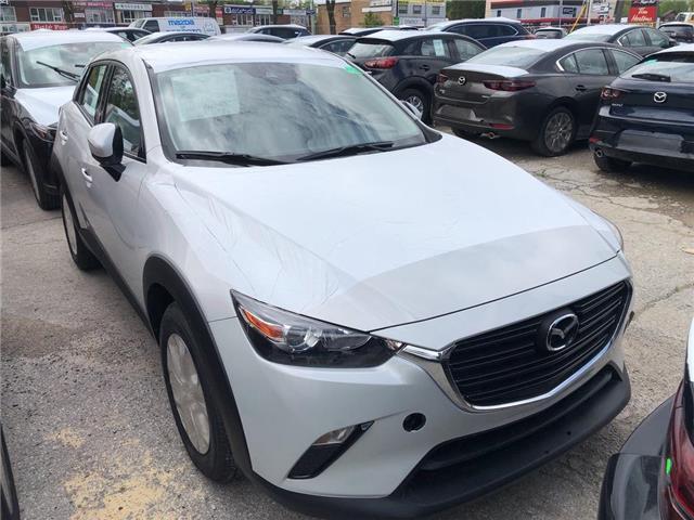 2019 Mazda CX-3 GS (Stk: 81957) in Toronto - Image 3 of 5