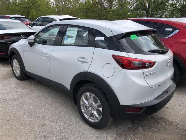 2019 Mazda CX-3 GS (Stk: 81957) in Toronto - Image 4 of 5