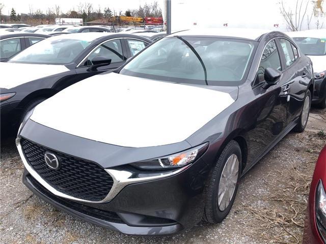 2019 Mazda Mazda3 GS (Stk: 81786) in Toronto - Image 1 of 5