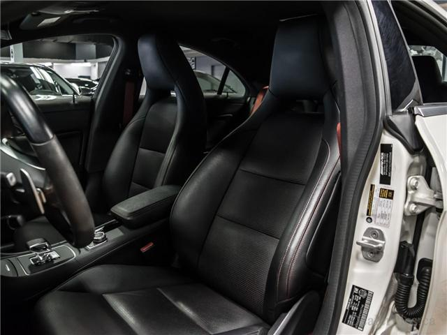2014 Mercedes-Benz CLA-Class Base (Stk: 057748) in Toronto - Image 12 of 28