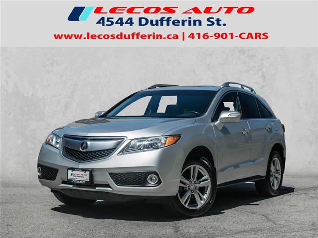 2015 Acura RDX Base (Stk: 800188) in Toronto - Image 1 of 30