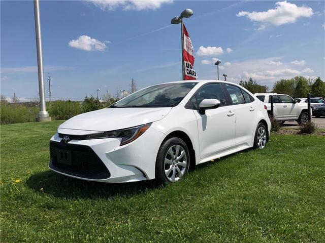 2020 Toyota Corolla LE (Stk: 30904) in Aurora - Image 2 of 15