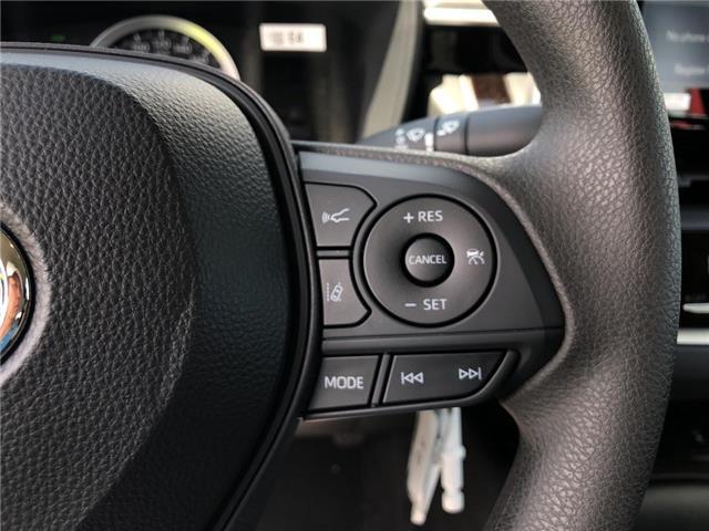 2020 Toyota Corolla LE (Stk: 30904) in Aurora - Image 10 of 15