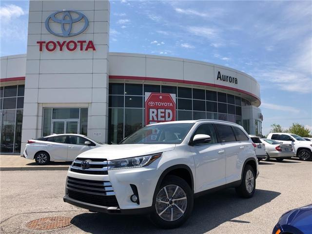 2019 Toyota Highlander XLE (Stk: 30937) in Aurora - Image 1 of 15