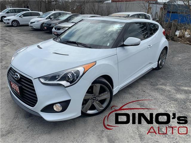 2015 Hyundai Veloster  (Stk: 243897) in Orleans - Image 1 of 30