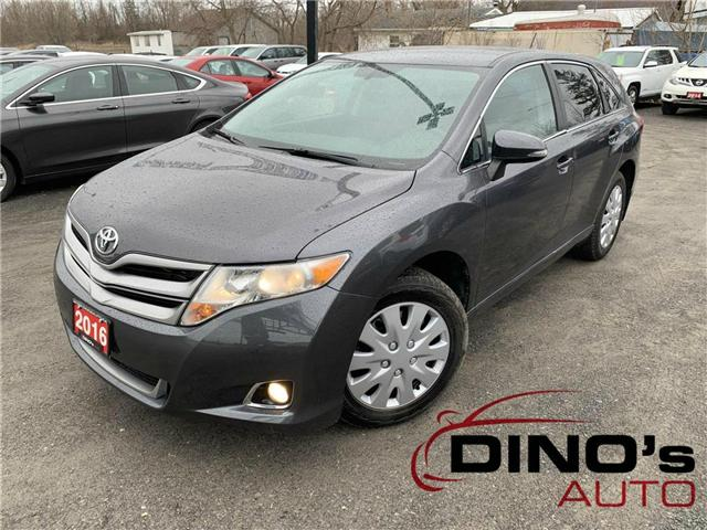 2016 Toyota Venza Base (Stk: 097562) in Orleans - Image 1 of 30