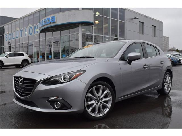 2015 Mazda Mazda3 Sport GT (Stk: A-2315) in Châteauguay - Image 1 of 30