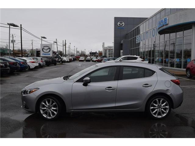2015 Mazda Mazda3 Sport GT (Stk: A-2315) in Châteauguay - Image 2 of 30