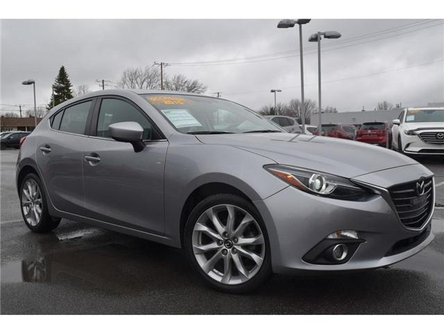 2015 Mazda Mazda3 Sport GT (Stk: A-2315) in Châteauguay - Image 9 of 30