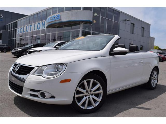 2009 Volkswagen Eos  (Stk: A-2341) in Châteauguay - Image 1 of 30