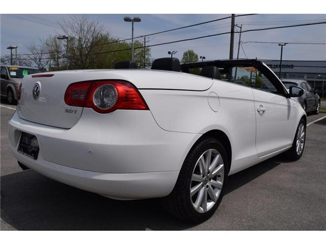 2009 Volkswagen Eos  (Stk: A-2341) in Châteauguay - Image 8 of 30
