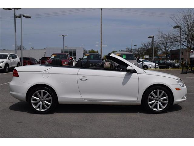 2009 Volkswagen Eos  (Stk: A-2341) in Châteauguay - Image 9 of 30