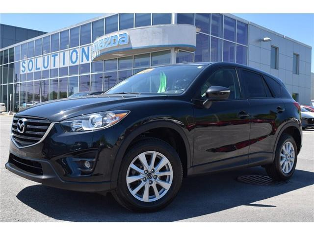 2016 Mazda CX-5 GS (Stk: A-2343) in Châteauguay - Image 1 of 30