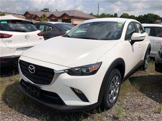 2019 Mazda CX-3 GX (Stk: H190012) in Markham - Image 1 of 5