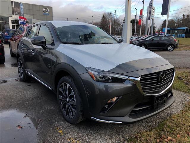 2019 Mazda CX-3 GT (Stk: H190116) in Markham - Image 4 of 5