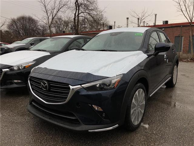 2019 Mazda CX-3 GT (Stk: H190156) in Markham - Image 1 of 5