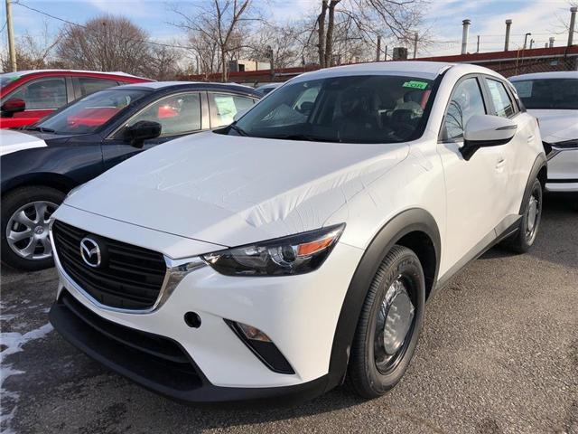 2019 Mazda CX-3 GX (Stk: H190171) in Markham - Image 1 of 5