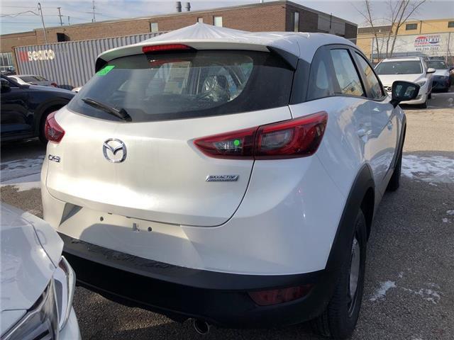 2019 Mazda CX-3 GX (Stk: H190171) in Markham - Image 3 of 5