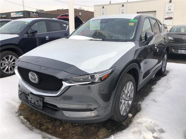 2019 Mazda CX-5 GT (Stk: N190178) in Markham - Image 1 of 5