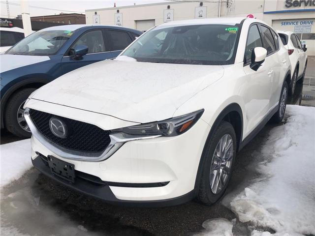 2019 Mazda CX-5 GT (Stk: N190179) in Markham - Image 1 of 5