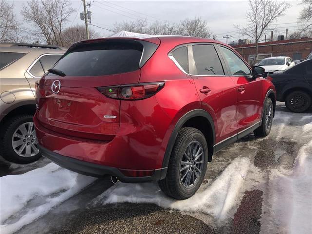 2019 Mazda CX-5 GS (Stk: N190199) in Markham - Image 4 of 5