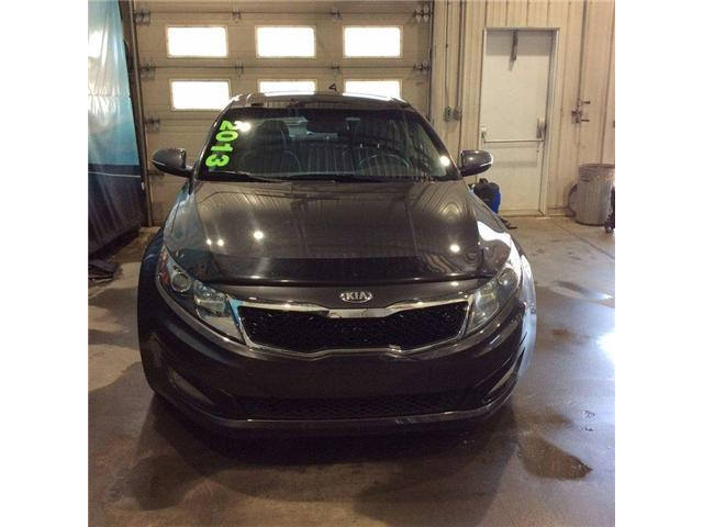 2013 Kia Optima EX (Stk: U417) in Montmagny - Image 1 of 30
