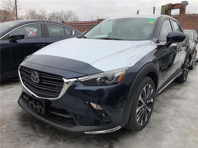 2019 Mazda CX-3 GT (Stk: H190248) in Markham - Image 1 of 5