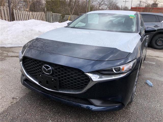2019 Mazda Mazda3 GS (Stk: D190286) in Markham - Image 1 of 5