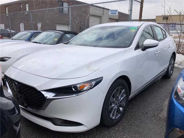 2019 Mazda Mazda3 GS (Stk: D190290) in Markham - Image 1 of 5