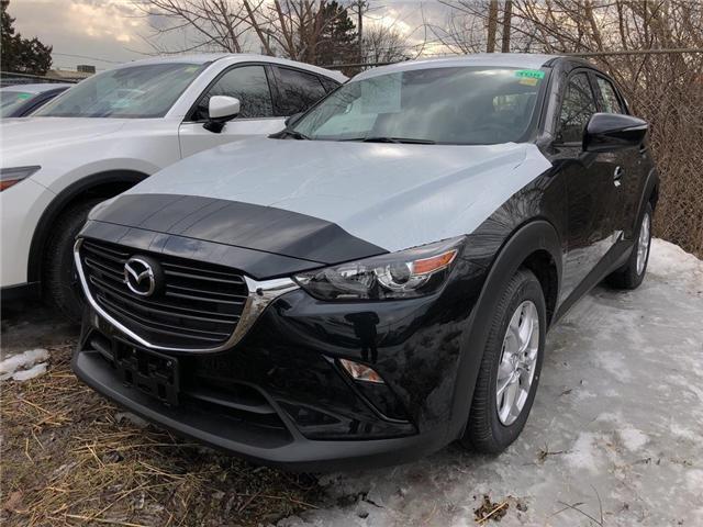 2019 Mazda CX-3 GS (Stk: H190275) in Markham - Image 1 of 5