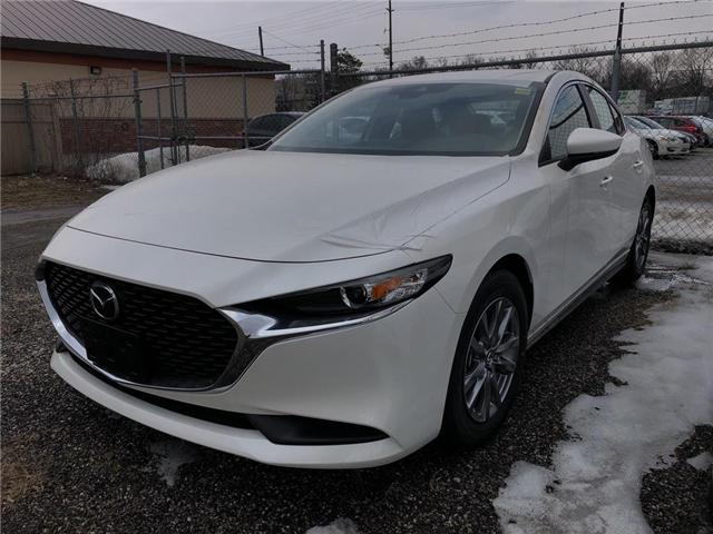 2019 Mazda Mazda3 GS (Stk: D190300) in Markham - Image 1 of 5