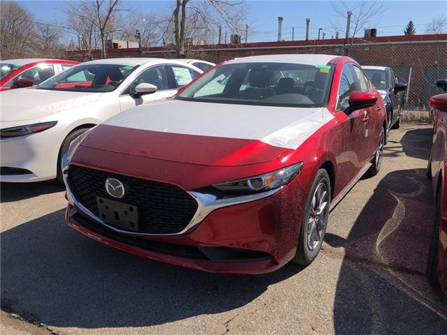 2019 Mazda Mazda3 GS (Stk: D190336) in Markham - Image 1 of 5