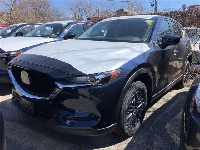 2019 Mazda CX-5 GS (Stk: N190340) in Markham - Image 1 of 5