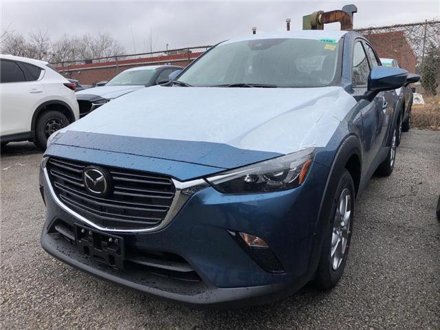 2019 Mazda CX-3 GS (Stk: H190371) in Markham - Image 1 of 5