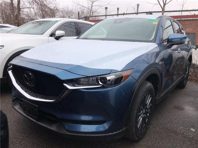 2019 Mazda CX-5 GS (Stk: N190385) in Markham - Image 1 of 5
