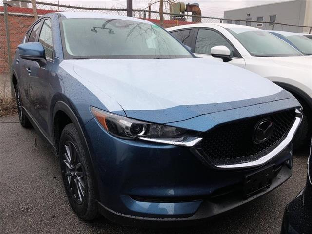 2019 Mazda CX-5 GS (Stk: N190385) in Markham - Image 3 of 5