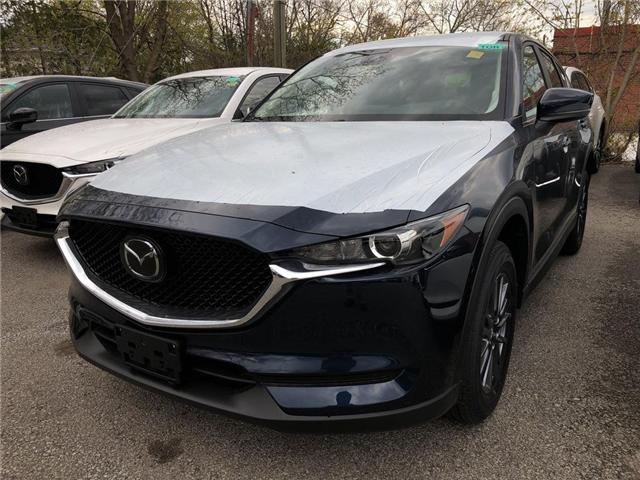 2019 Mazda CX-5 GS (Stk: N190422) in Markham - Image 1 of 5