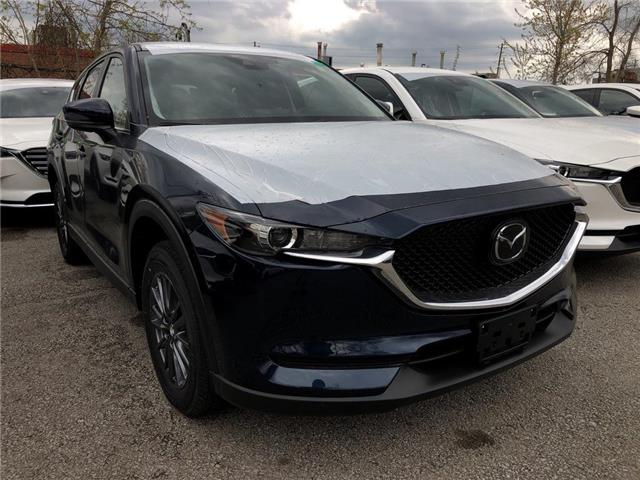2019 Mazda CX-5 GS (Stk: N190422) in Markham - Image 4 of 5