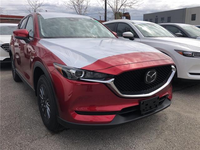2019 Mazda CX-5 GS (Stk: N190428) in Markham - Image 4 of 5