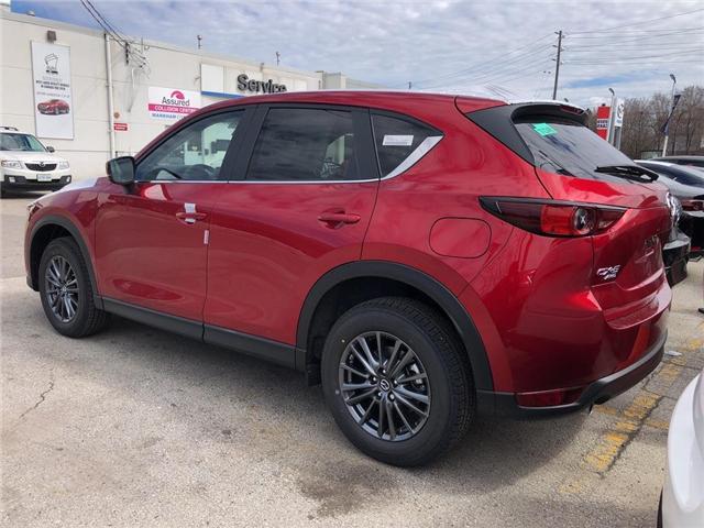 2019 Mazda CX-5 GS (Stk: N190442) in Markham - Image 2 of 5