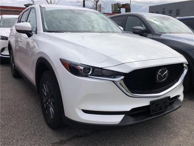 2019 Mazda CX-5 GS (Stk: N190439) in Markham - Image 4 of 5