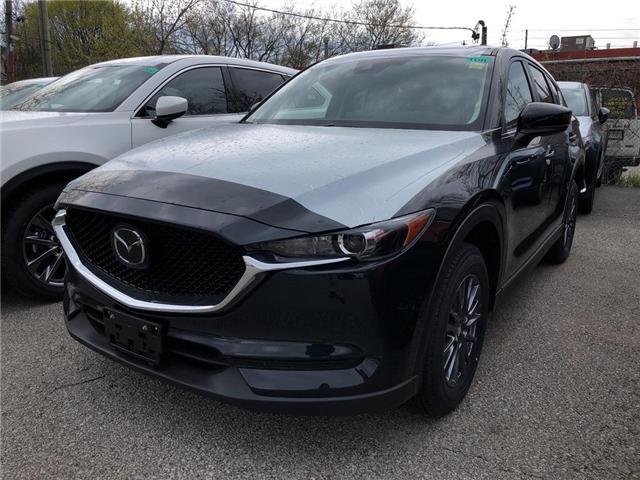 2019 Mazda CX-5 GS (Stk: N190446) in Markham - Image 1 of 5